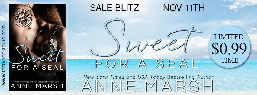 """Sweet for a SEAL"" by Anne Marsh"