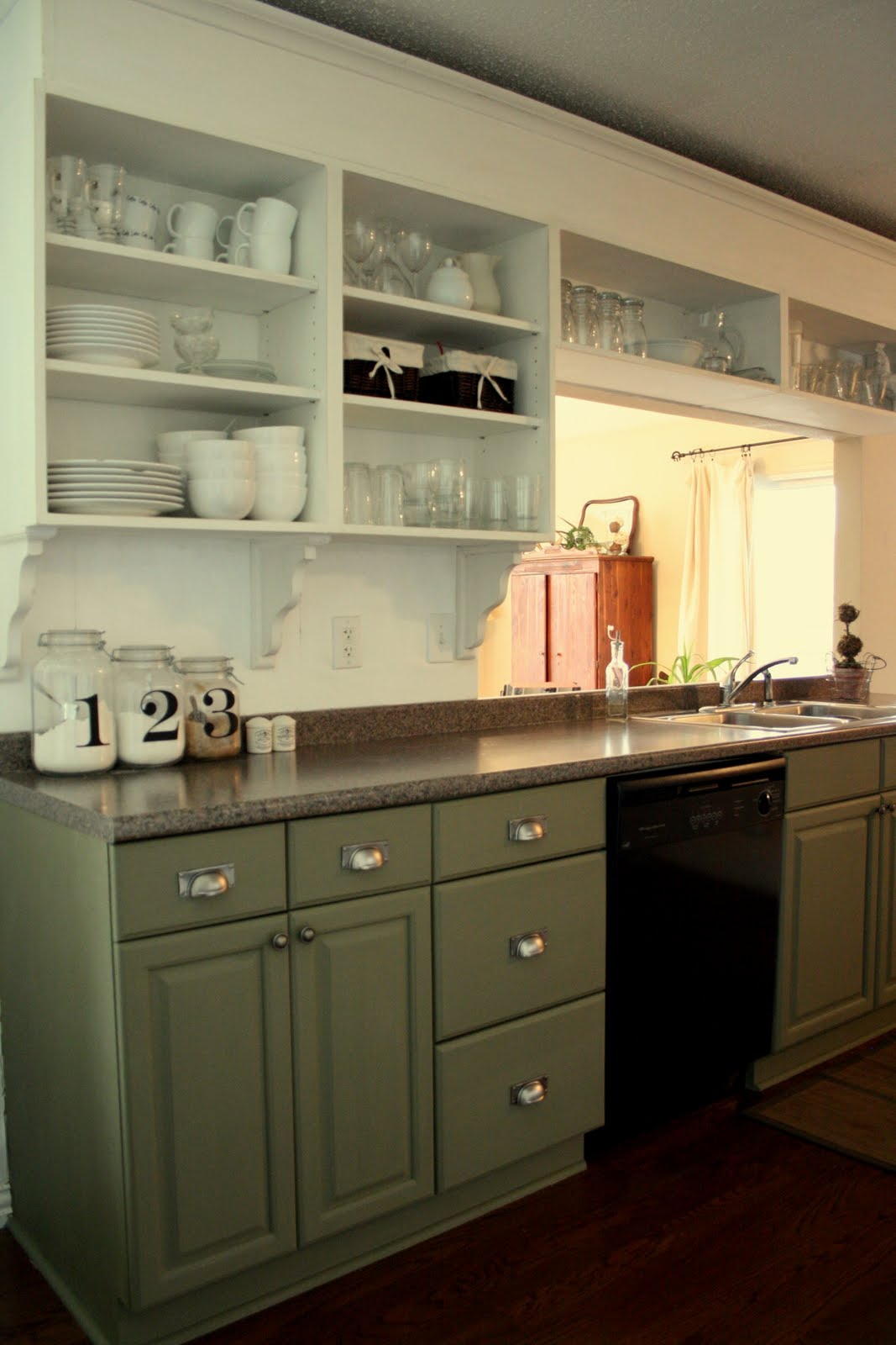 before after beautiful kitchens
