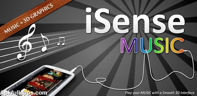 iSense Music - 3D Music Player v1.007