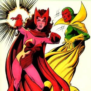 """Detalles del aspecto de La Bruja Escarlata y la Visión en """"Los Vengadores: La era de Ultron"""""""