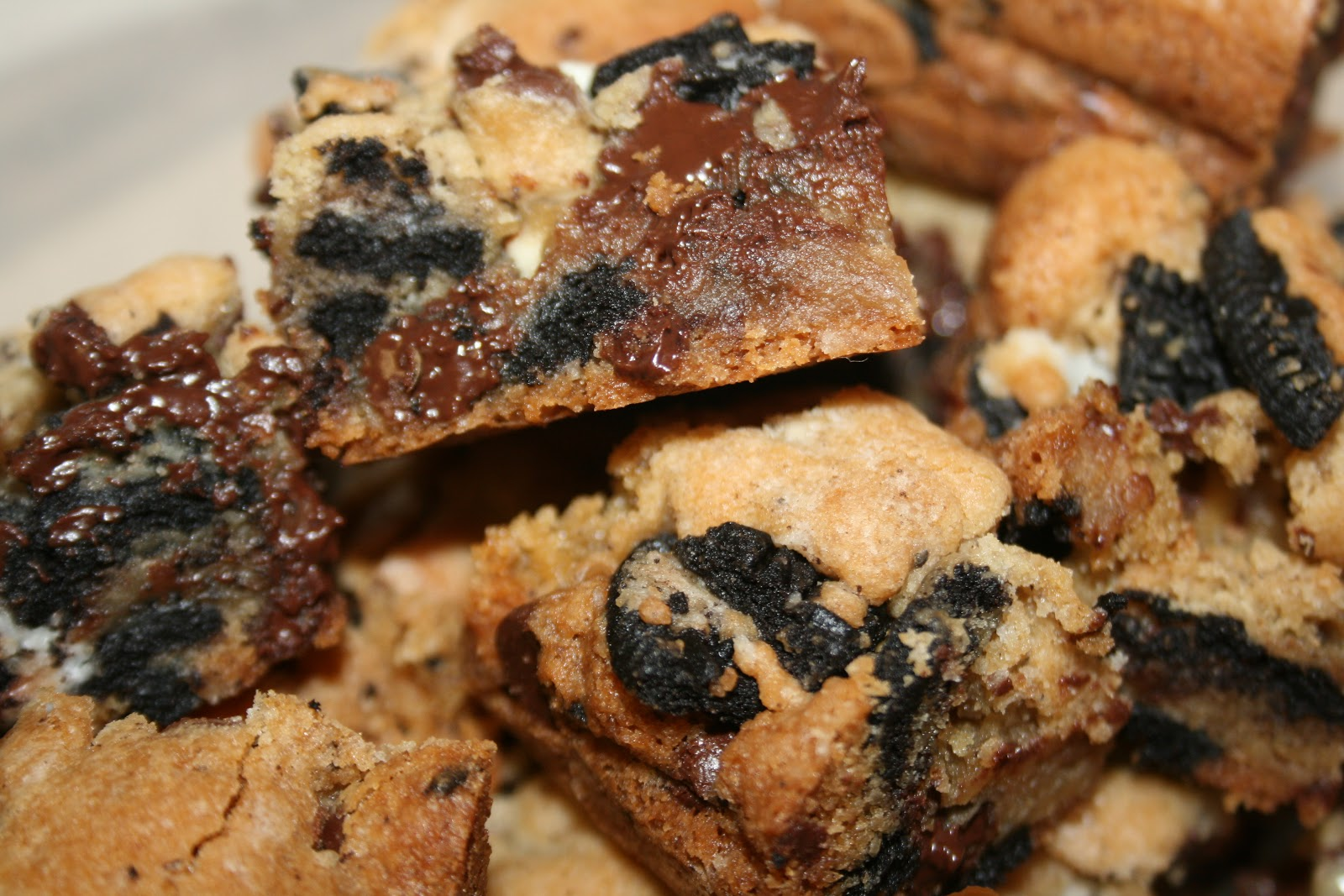 'Tis a Blessing to Be: Simple Cookie Bars