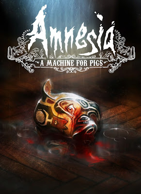 Amnesia: A Machine For Pigs PC Cover