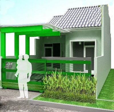 Minimalist House Design Type 36 Desain Rumah Home