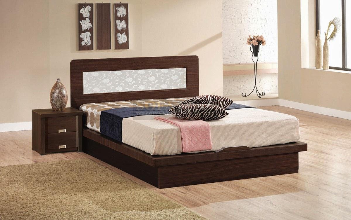 Giường ngủ GN004