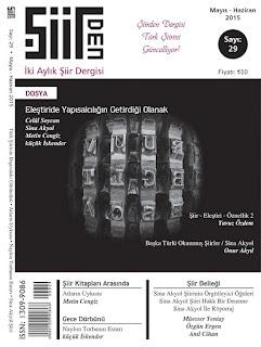 ŞİİRDEN İki Aylık Şiir Dergisi Sayı 29