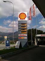 Prezzi carburanti a Brusata / Bizzarone 9/4/2012