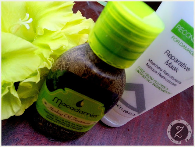 Macadamia, Healing Oil Treatment