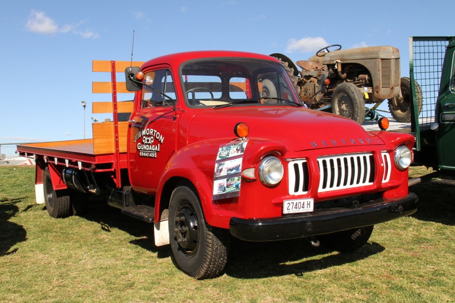 Q&A > Importing > Has anybody imported an old Truck from the US ...