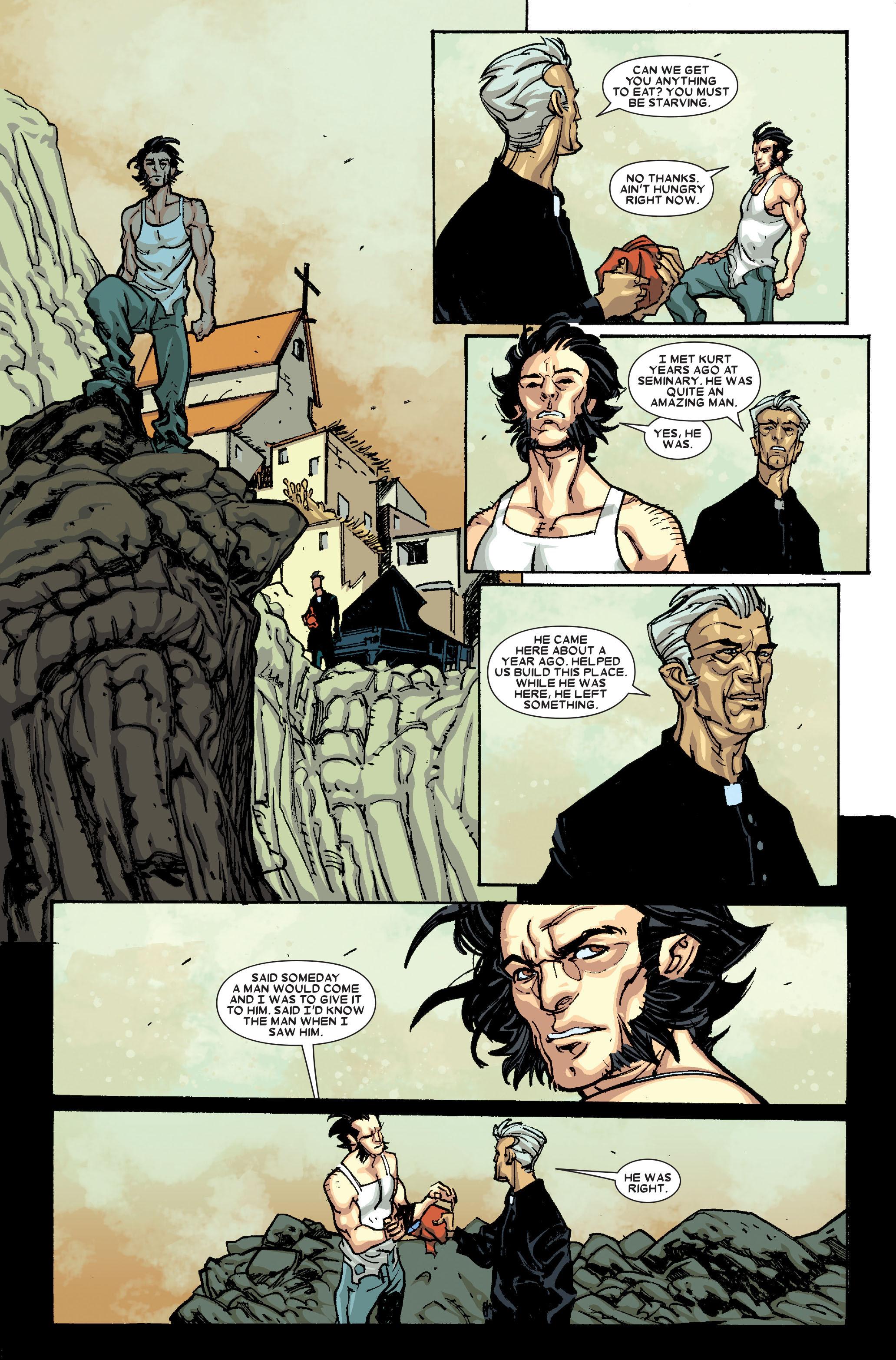 Wolverine: Weapon X #16 #16 - English 20