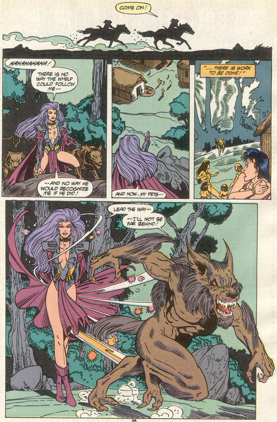 Conan the Barbarian (1970) Issue #234 #246 - English 20
