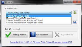 download phần mềm vào facebook