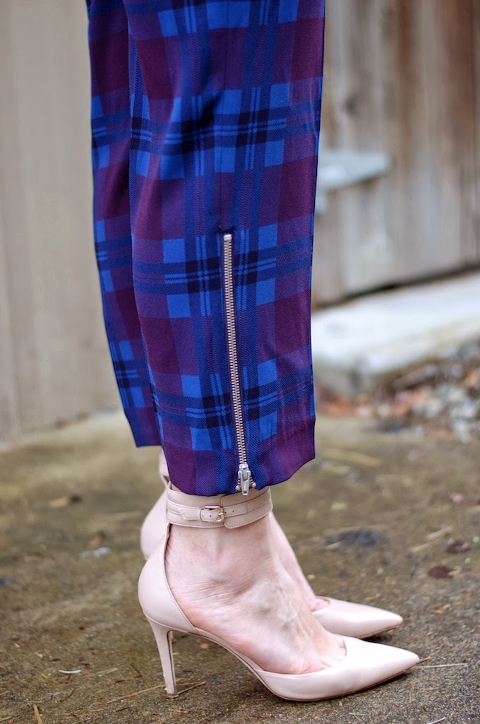 J.Crew ankle strap pumps