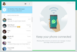 Whatsapp di komputer - Cara Menggunakan Whatsapp di Komputer (PC atau Laptop)