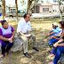 Nerio Torres se compromete a convertir baldíos en parques