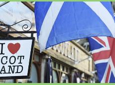 Escocia tiene hoy en sus manos el futuro del Reino Unido