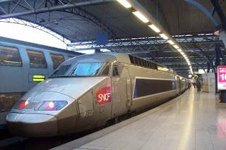 TGV Prancis