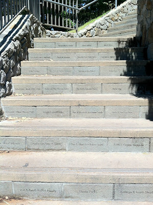 Filbert Steps to Coit Tower