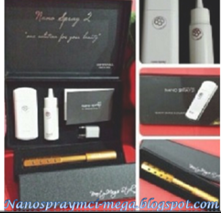 jual nano spray mci asli