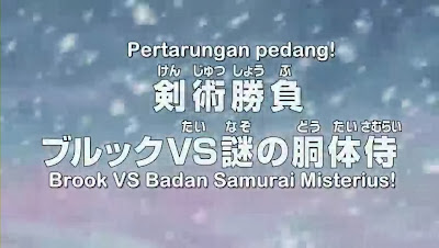 One Piece Episode 584 Subtitle Indonesia 3GP