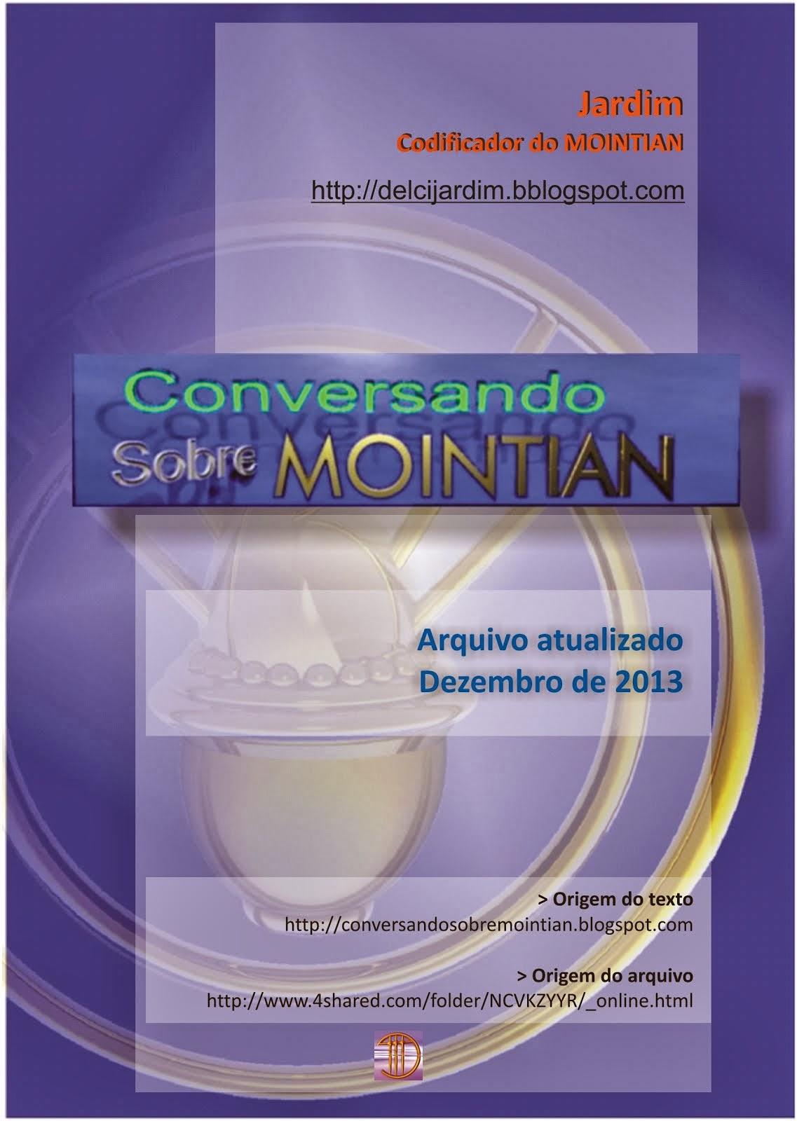 Conversando Sobre MOINTIAN em PDF 2013