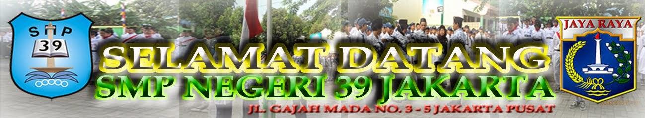SMP NEGERI 39 JAKARTA