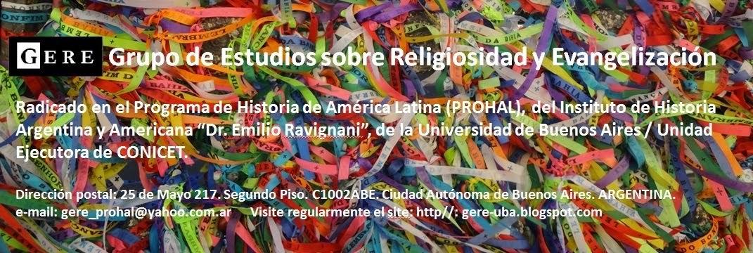 Grupo de Estudios sobre Religiosidad y Evangelización