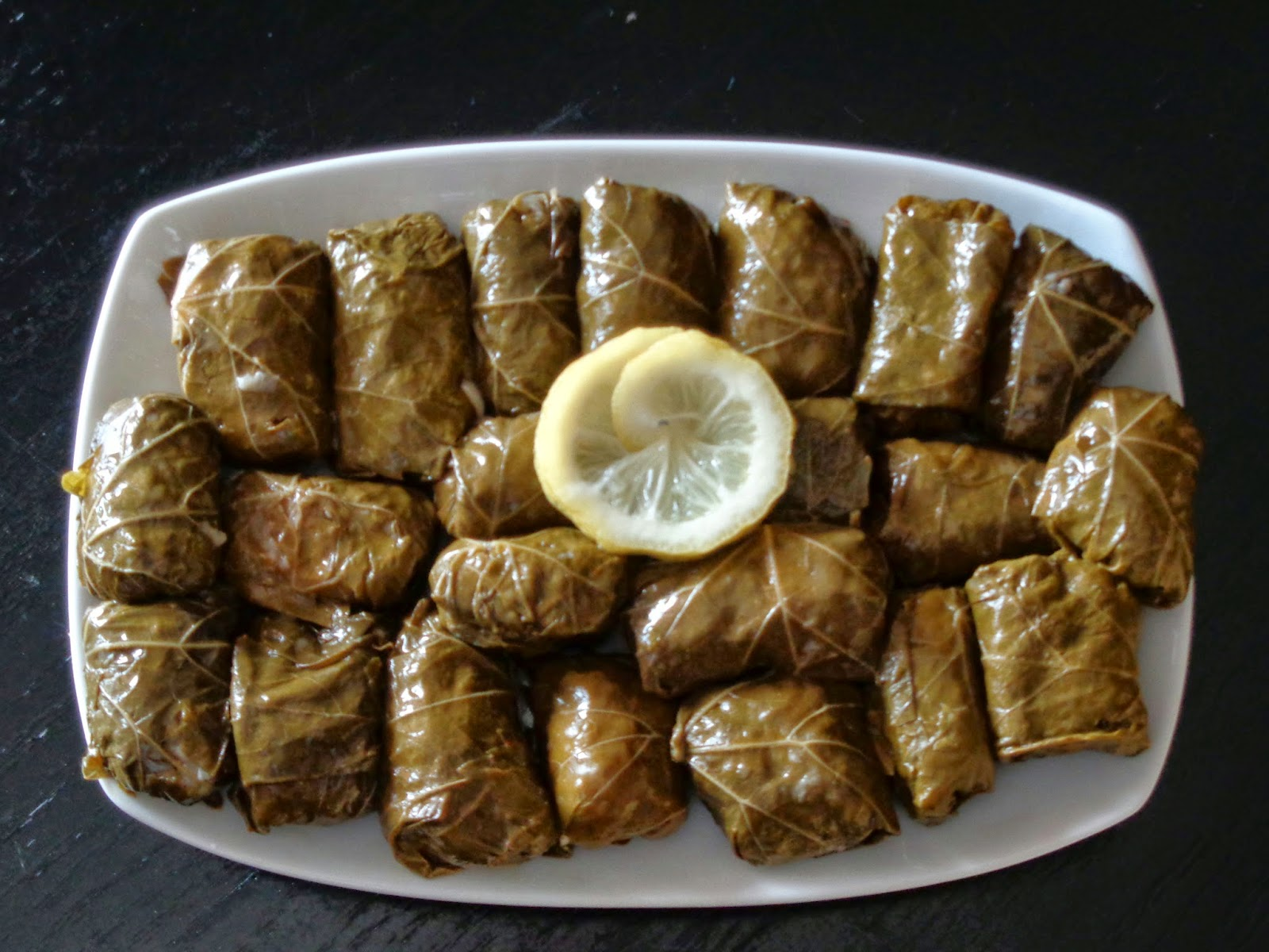 Authentic greek recipes greek dolmades stuffed vine leaves for Authentic greek cuisine
