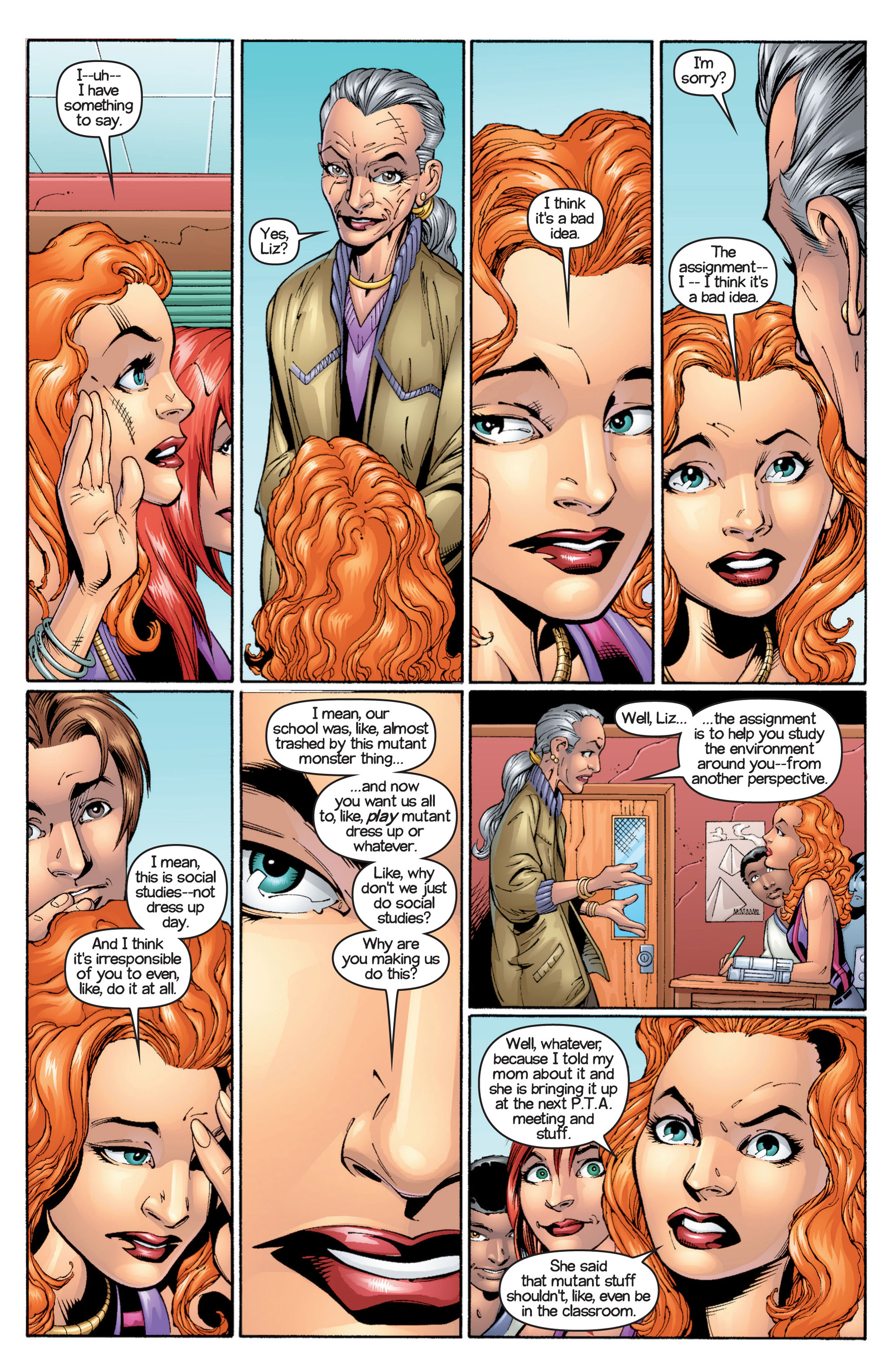Ultimate Spider-Man (2000) Issue #17 #21 - English 9