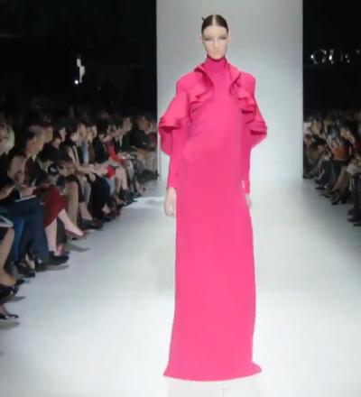 GUCCI 2013 - nyári ruha 2013-as modell - individuális térkompozíció