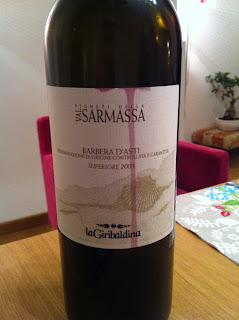 La Giribaldina Winery, Barbera d'Asti, Asti