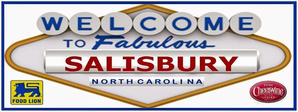 My Hometown-- Salisbury, North Carolina