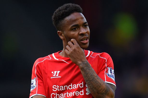 Raheem Sterling On His Way Out from Liverpool