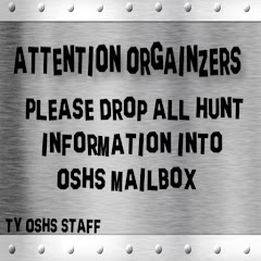 OSHS Mailbox