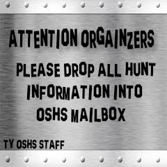 OSHS Mailbox