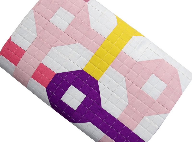 Tangled Quilt | Red Pepper Quilts