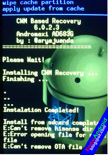 Android System Recovery33