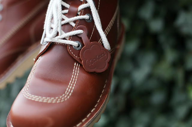 kickers kick hi boots in manchester, buckets and spades blog