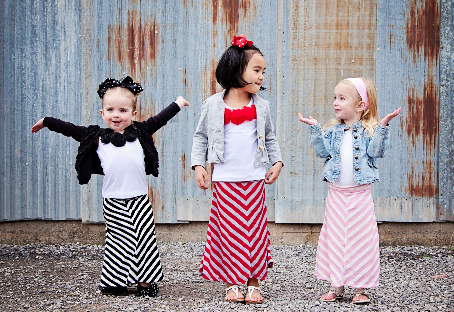 creatively children s maxi skirt giveaway