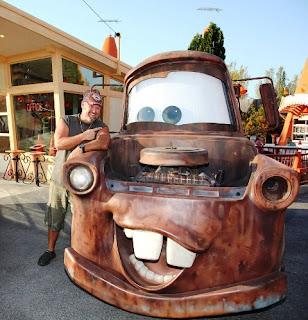 Mater Disney Cars