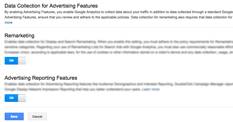 Remarketing Lists for Search Ads, Powered by Google Analytics