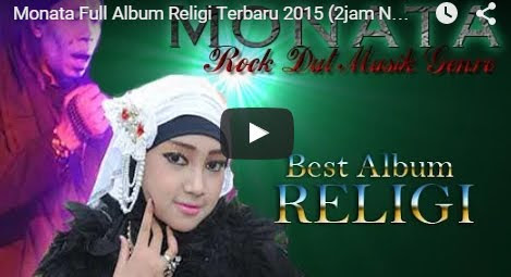 Monata Full Album - Religi Terbaru 2015 (Qasidah Nonstop )