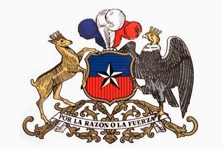 "Emblemas Patrios de Chile ""Escudo"""