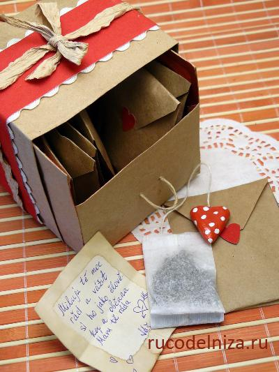 Пожелания в подарок своими руками