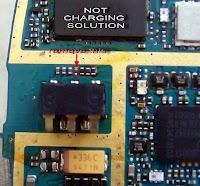 nokia 6100 not charging