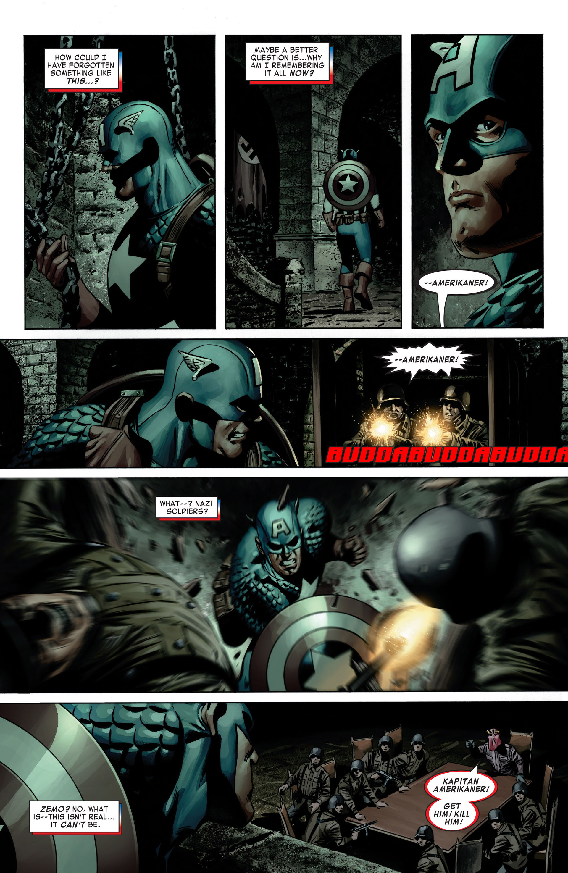 Captain America (2005) Issue #6 #6 - English 8