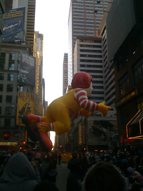 Ronald McDonald balloon