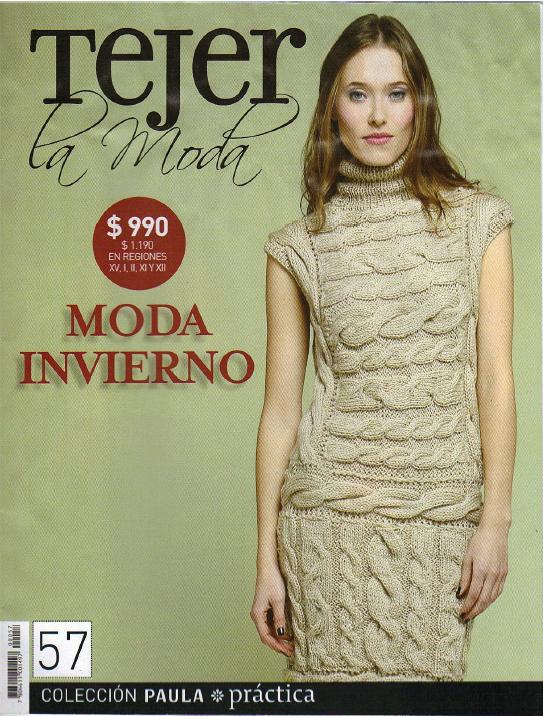 Tejer La Moda PDF | FreeLibros