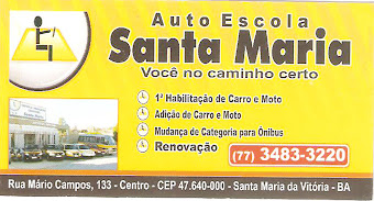 AUTO ESCOLA.