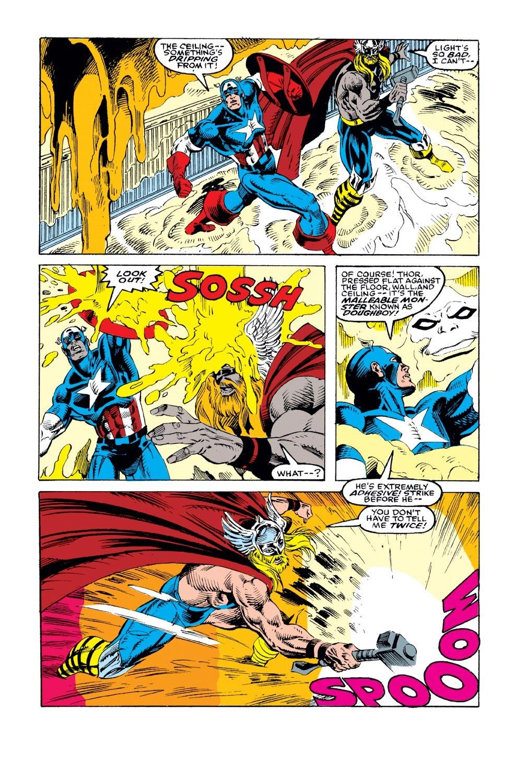 Captain America (1968) Issue #395 #328 - English 15