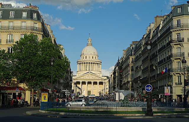 Panthéon  poze frumoase Paris